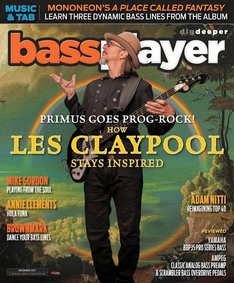 Bass Player Cover - 12/1/2017