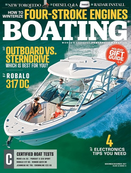 Boating Cover - 11/1/2017
