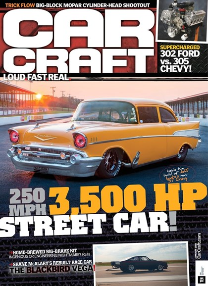 Car Craft Cover - 1/1/2018