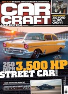 Car Craft Magazine 1/1/2018