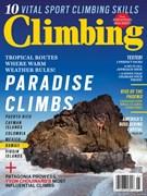 Climbing Magazine 12/1/2012