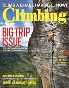 Climbing Magazine 11/1/2017
