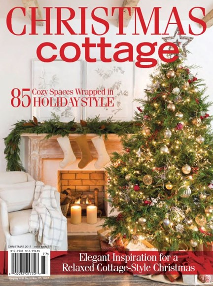 The Cottage Journal Cover - 12/1/2017