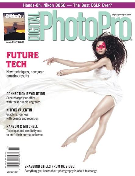 Digital Photo Pro Cover - 11/1/2017
