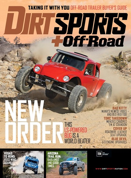 Dirt Sports & Off-Road Cover - 1/1/2018