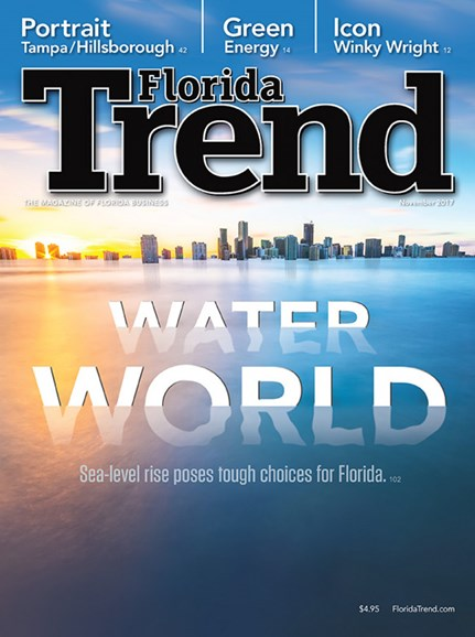 Florida Trend Cover - 11/1/2017