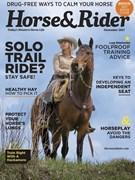 Horse & Rider Magazine 11/1/2017