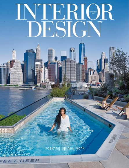 Interior Design Cover - 9/1/2017