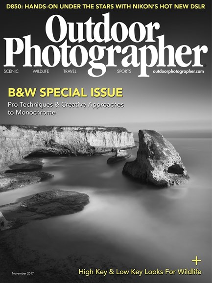 Outdoor Photographer Cover - 11/1/2017