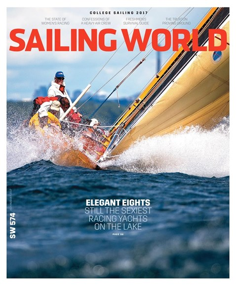 Sailing World Cover - 7/1/2017