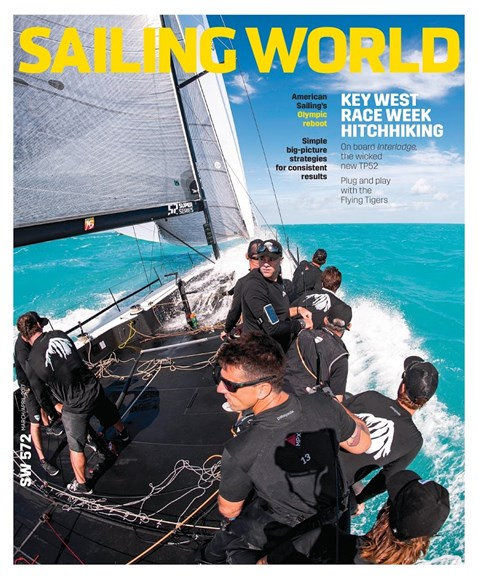 Sailing World Cover - 3/1/2017
