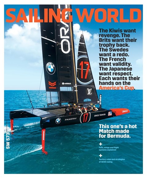 Sailing World Cover - 5/1/2017