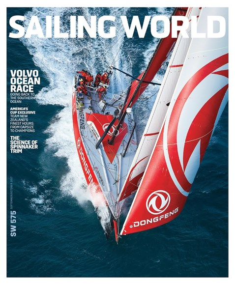 Sailing World Cover - 9/1/2017