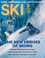 Ski Magazine | 11/2017 Cover