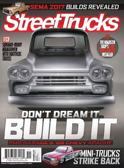 Street Trucks Cover - 11/1/2017