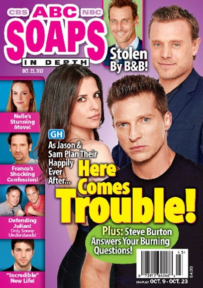 ABC Soaps In Depth Cover - 10/23/2017
