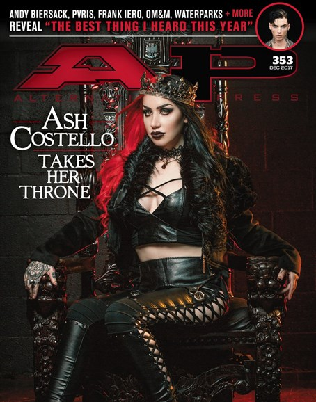 Alternative Press Cover - 12/1/2017