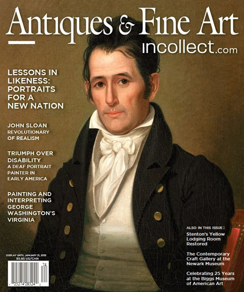 Antiques & Fine Art Cover - 12/1/2017