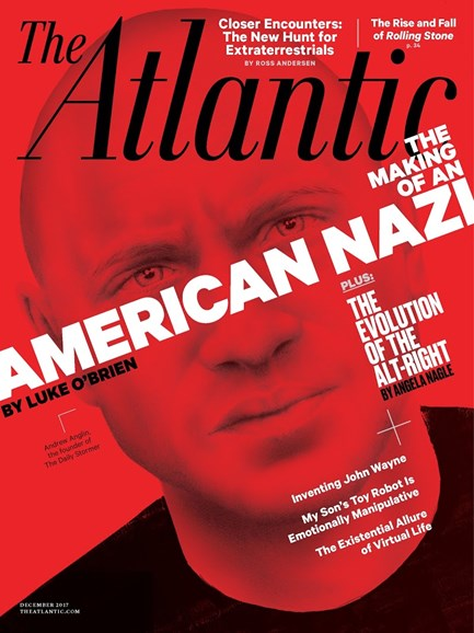 The Atlantic Cover - 12/1/2017