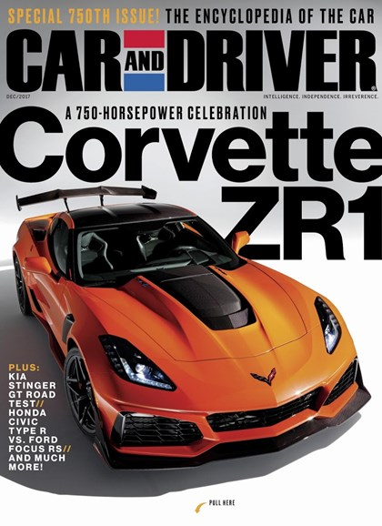 Car And Driver Cover - 12/1/2017