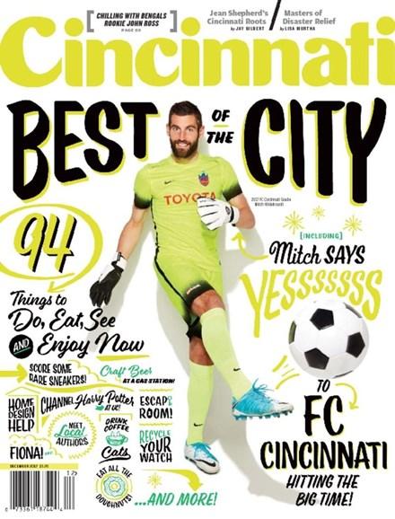 Cincinnati Cover - 12/1/2017