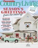 Country Living Magazine 12/1/2017