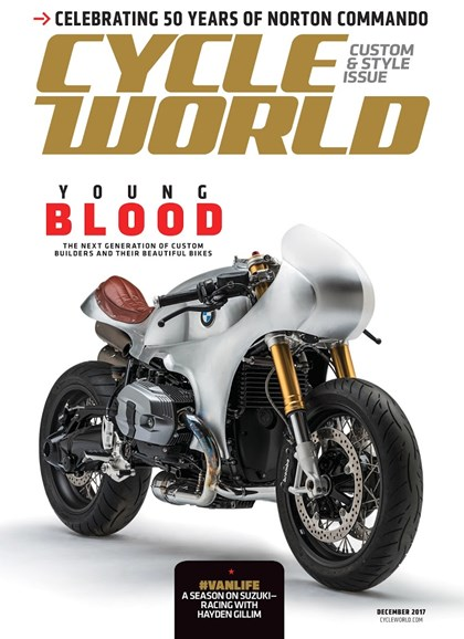 Cycle World Cover - 12/1/2017