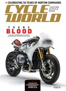 Cycle World Magazine 12/1/2017