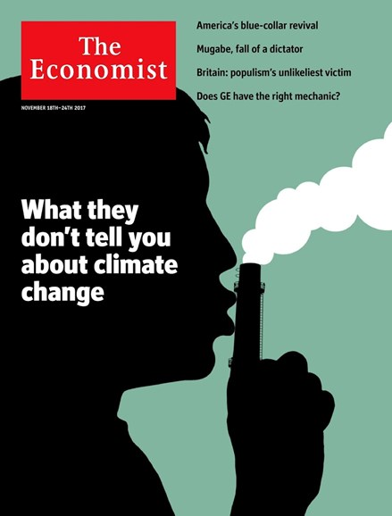 The Economist Cover - 11/18/2017