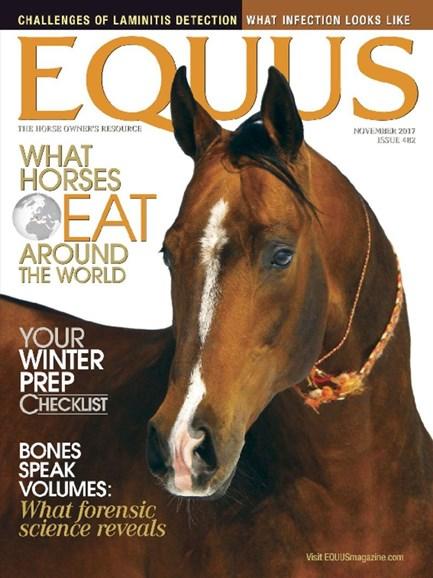 Equus Cover - 11/1/2017