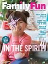 Family Fun Magazine | 12/1/2017 Cover