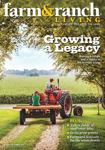 Farm & Ranch Living Cover - 8/1/2017