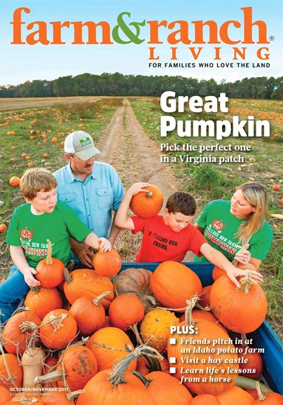 Farm & Ranch Living Cover - 10/1/2017