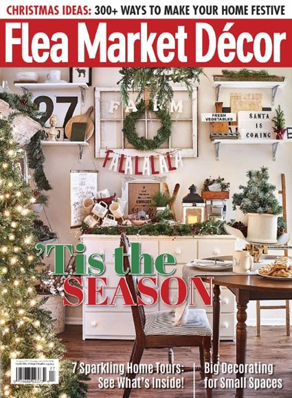 Flea Market Décor Cover - 1/1/2018