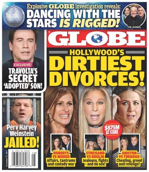 Globe Cover - 11/27/2017