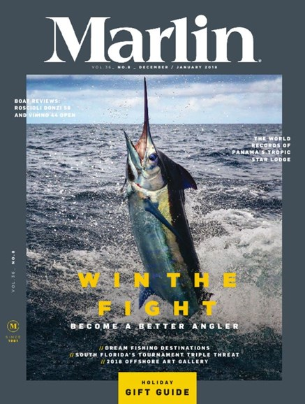 Marlin Cover - 12/1/2017