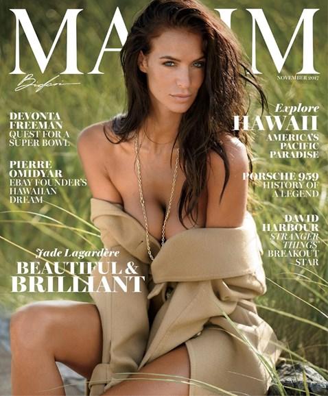 Maxim Cover - 11/1/2017