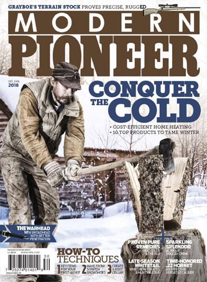 American Pioneer Cover - 12/1/2017