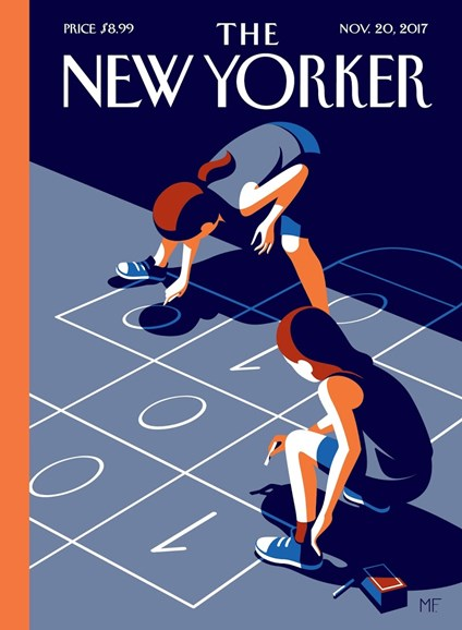 The New Yorker Cover - 11/20/2017