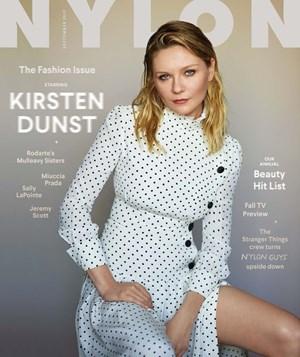 Nylon Magazine | 9/1/2017 Cover