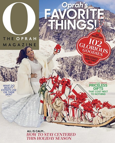 O The Oprah Cover - 12/1/2017