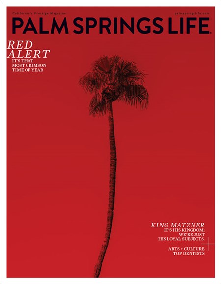 Palm Springs Life Cover - 12/1/2017