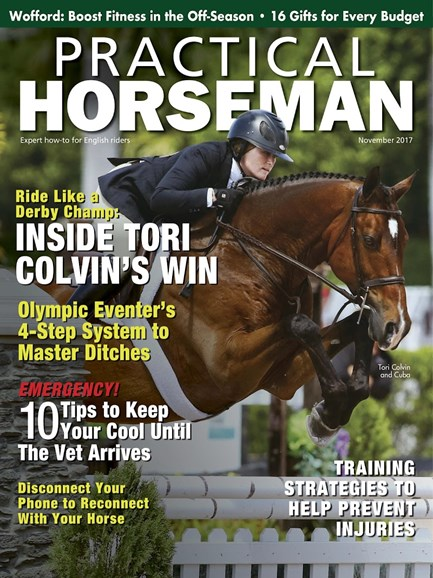 Practical Horseman Cover - 11/1/2017