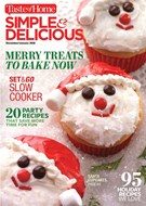 Simple & Delicious Magazine 12/1/2017