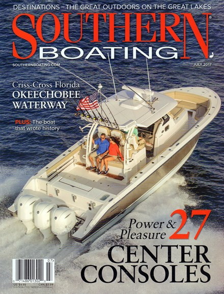 Southern Boating Cover - 7/1/2017