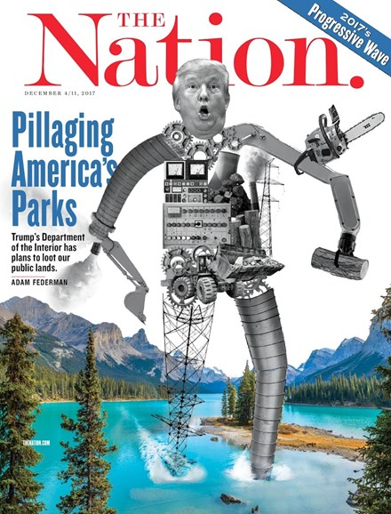 The Nation Cover - 12/4/2017