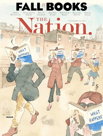 The Nation Cover - 11/13/2017