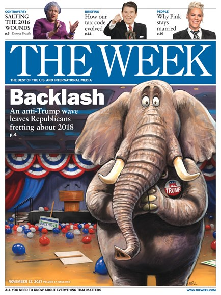The Week Cover - 11/17/2017