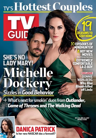 TV Guide Cover - 10/30/2017