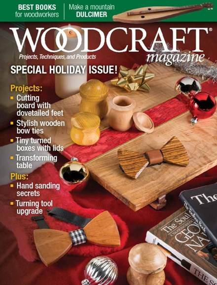 Woodcraft Cover - 12/1/2017